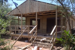 New Cabin Construction